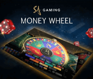 sagaming Money Wheel